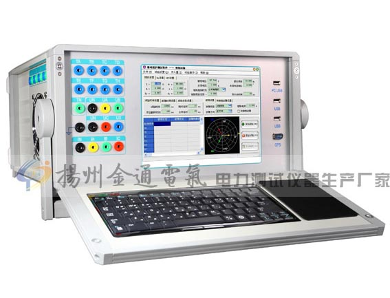 JT5004C三相继电保护测试仪