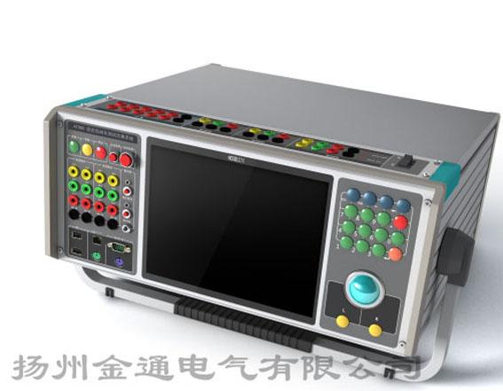 微机继电保护测试系统说明书