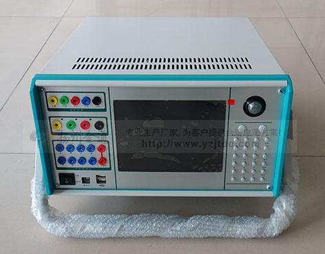 JT5003三相继电保护测试仪