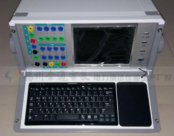 单相继电保护试验箱的使用方法